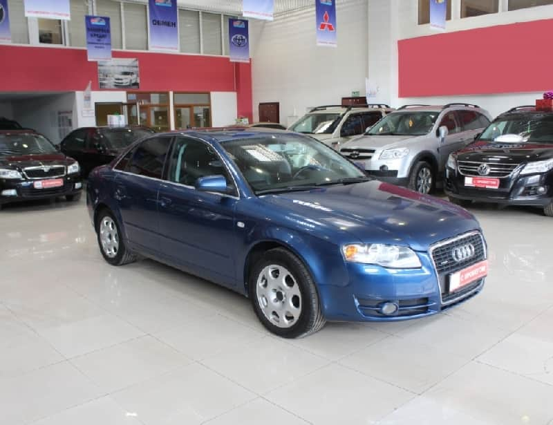 Audi A4 <br />2.0 AT (200 л.с.) 4WD