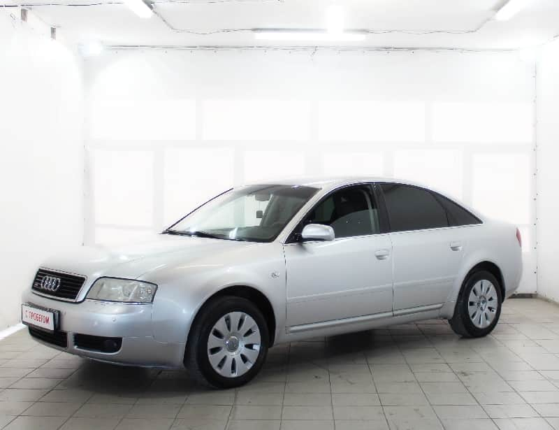 Audi A6 <br />2.4 AT (170 л.с.) 4WD