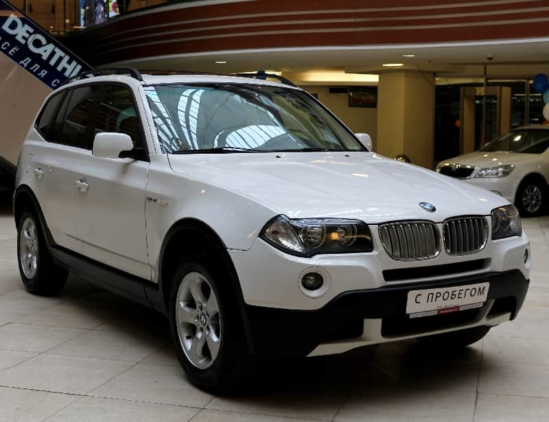 BMW X3 <br />3.0 AT (272 л.с.) 4WD