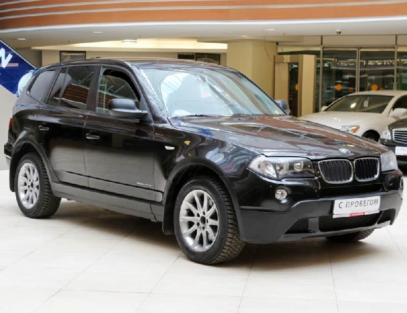 BMW X3 <br />2.0d AT (177 л.с.) 4WD