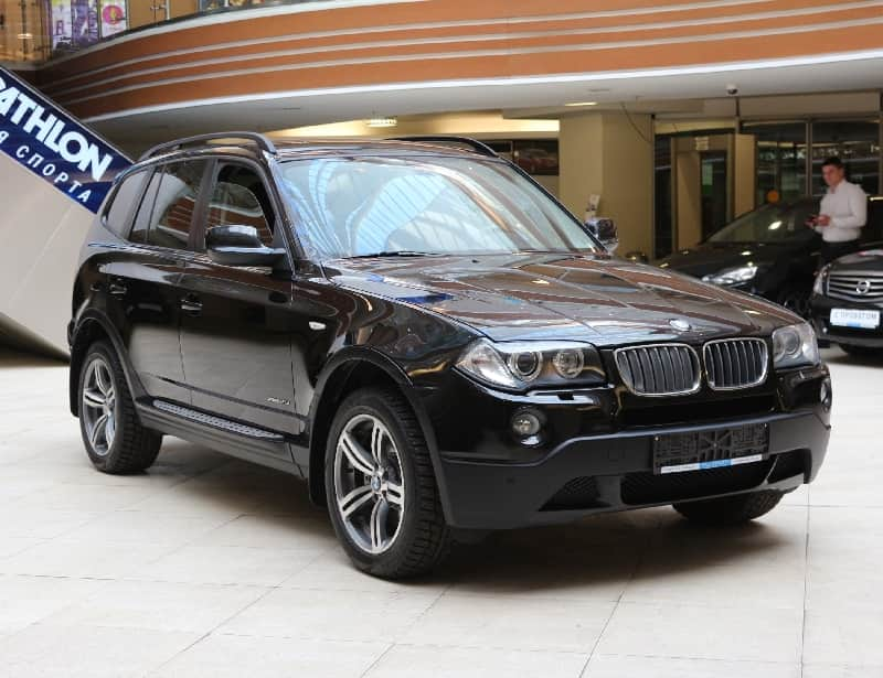 BMW X3 <br />2.5 AT (218 л.с.) 4WD