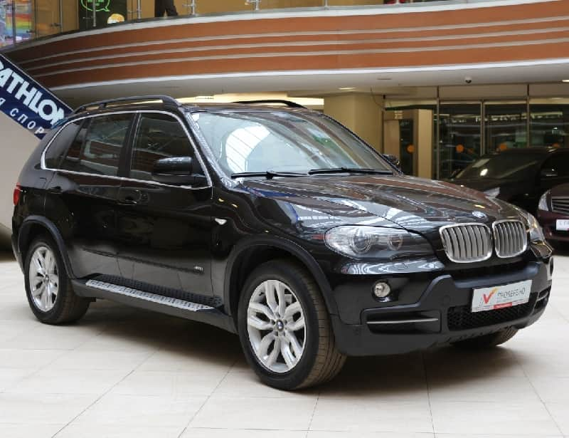 BMW X5 <br />3.0 AT (272 л.с.) 4WD