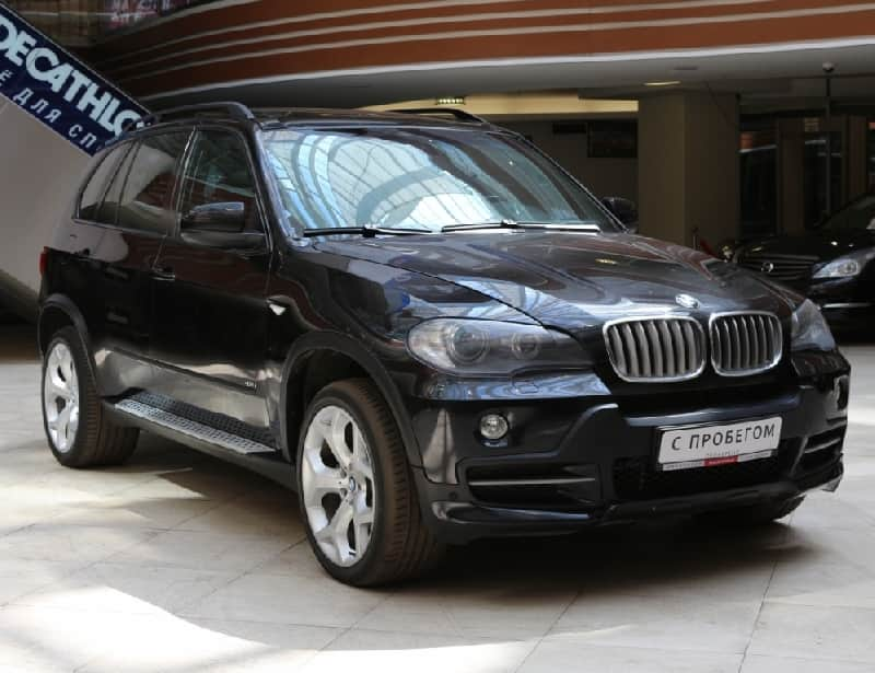 BMW X5 <br />4.8 AT (355 л.с.) 4WD