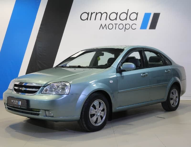 Chevrolet Lacetti <br />1.6 AT (109 л.с.)