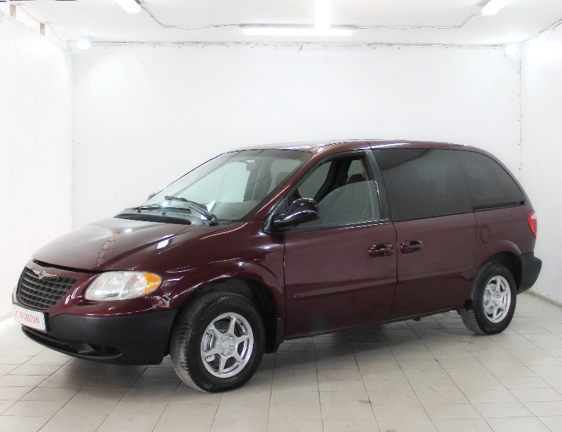 Chrysler Voyager <br />2.4 AT (152 л.с.)
