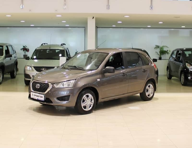 Datsun mi-DO <br />1.6 MT (87 л.с.)