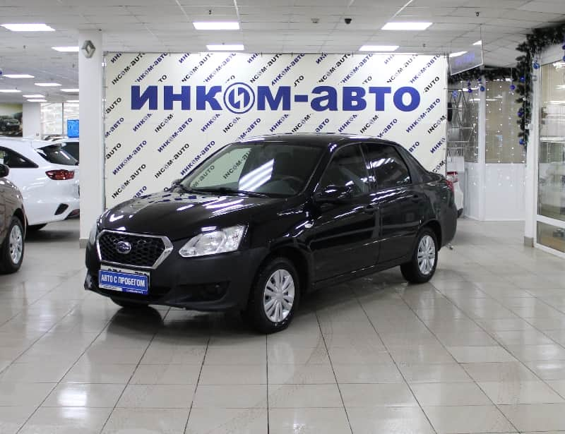 Datsun on-DO <br />1.6 MT (87 л.с.)