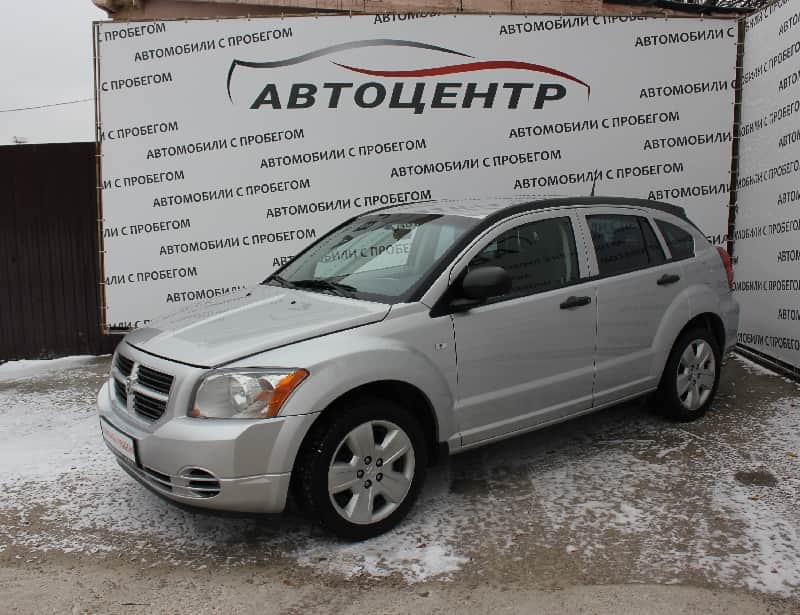 Dodge Caliber <br />1.8 MT (150 л.с.)