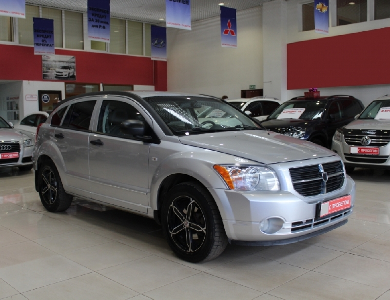 Dodge Caliber <br />2.0 AT (156 л.с.)