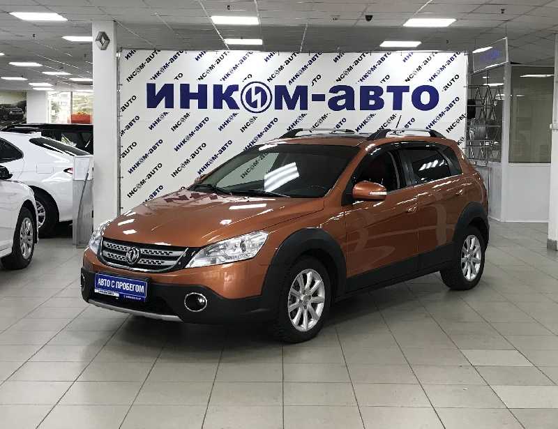 DongFeng H30 Cross <br />1.6 AT (117 л.с.)