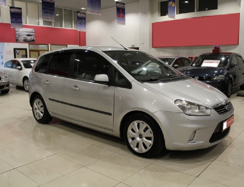 Ford C-MAX <br />1.6d MT (109 л.с.)