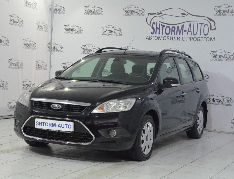Ford Focus <br />1.6 AT (100 л.с.)