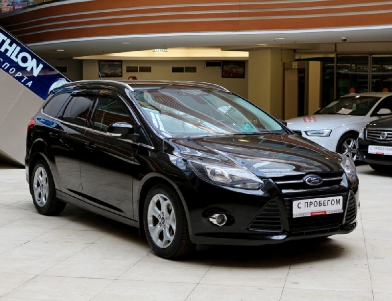 Ford Focus <br />1.6 AT (125 л.с.)