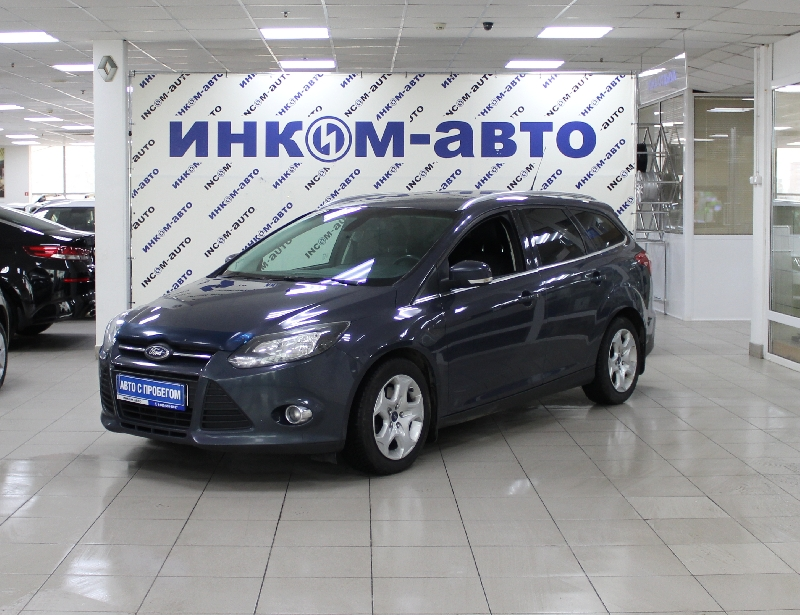 Ford Focus <br />2.0 AT (150 л.с.)