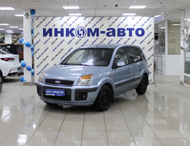 Ford Fusion <br />1.4 AT (80 л.с.)