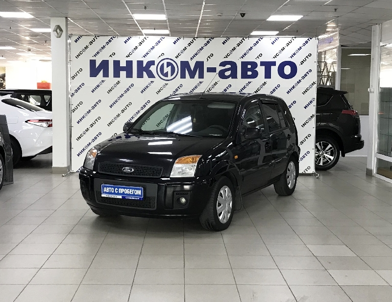 Ford Fusion <br />1.4 MT (80 л.с.)
