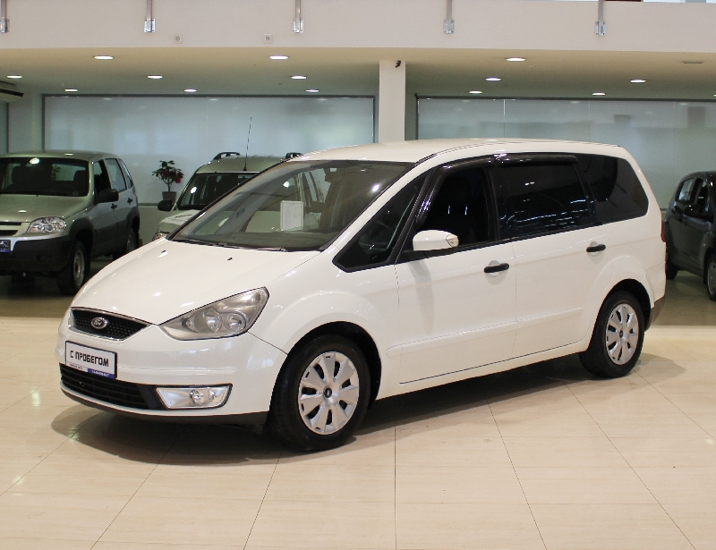 Ford Galaxy <br />1.8d MT (101 л.с.)