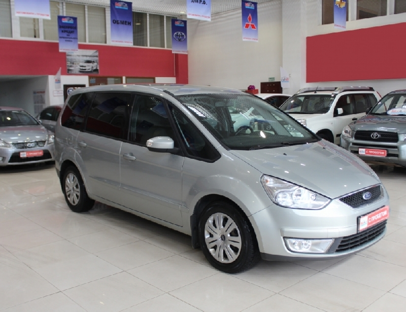 Ford Galaxy <br />2.0d AT (130 л.с.)