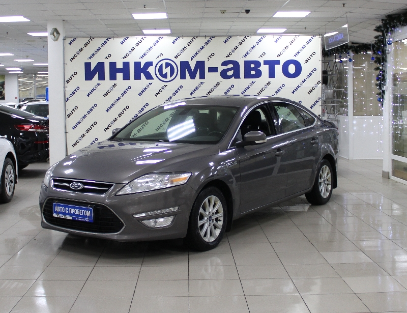 Ford Mondeo <br />2.0 MT (145 л.с.)