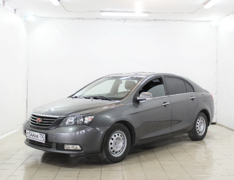 Geely Emgrand EC7 <br />1.8 MT (126 л.с.)