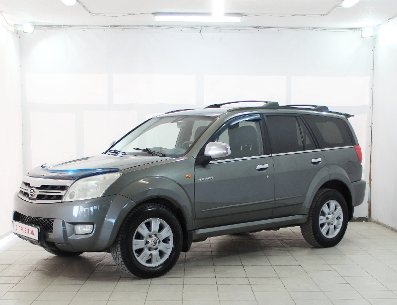 Great Wall Hover <br />2.8d MT (95 л.с.) 4WD