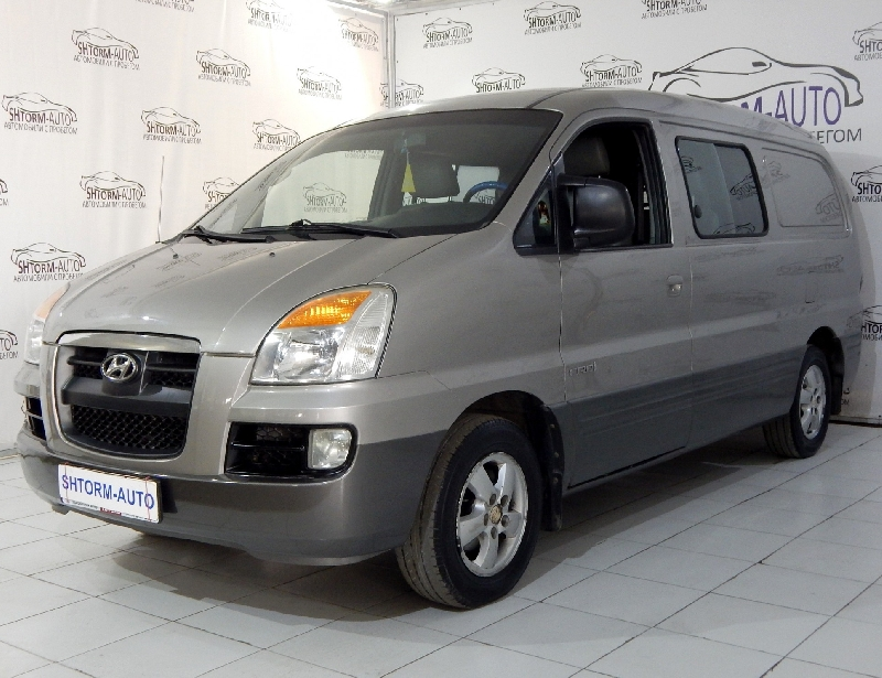 Hyundai Starex <br />2.5d AT (140 л.с.) 4WD