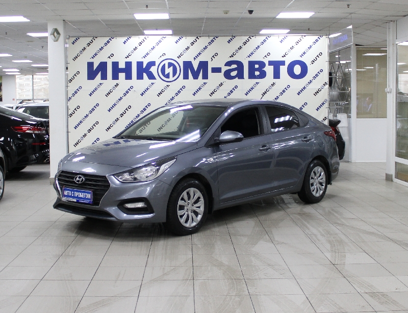 Hyundai Solaris <br />1.4 AT (100 л.с.)