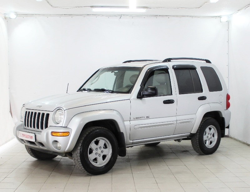 Jeep Liberty (North America) <br />3.7 AT (213 л.с.) 4WD