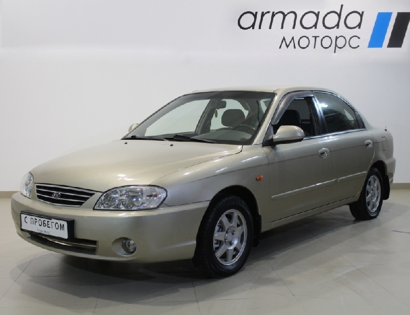 Kia Spectra <br />1.6 AT (101 л.с.)