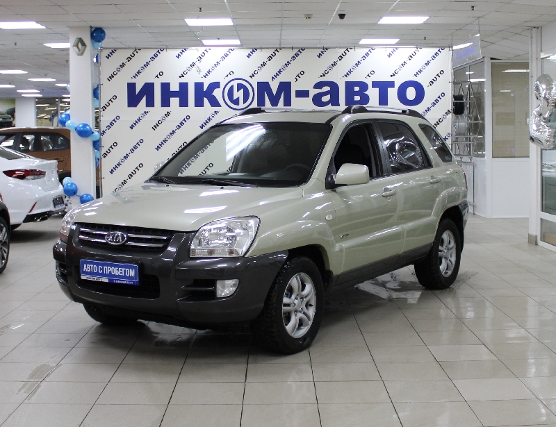 Kia Sportage <br />2.7 AT (175 л.с.) 4WD