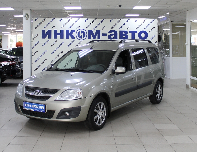 LADA (ВАЗ) Largus <br />1.6 MT (105 л.с.)