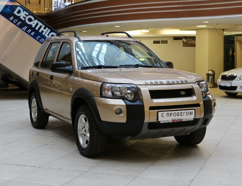 Land Rover Freelander <br />2.0d AT (112 л.с.) 4WD