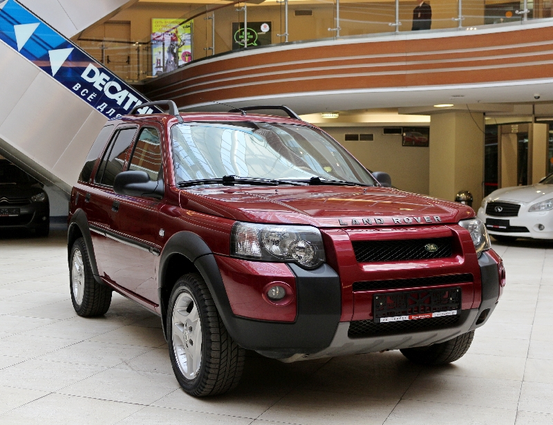 Land Rover Freelander <br />2.5 AT (177 л.с.) 4WD