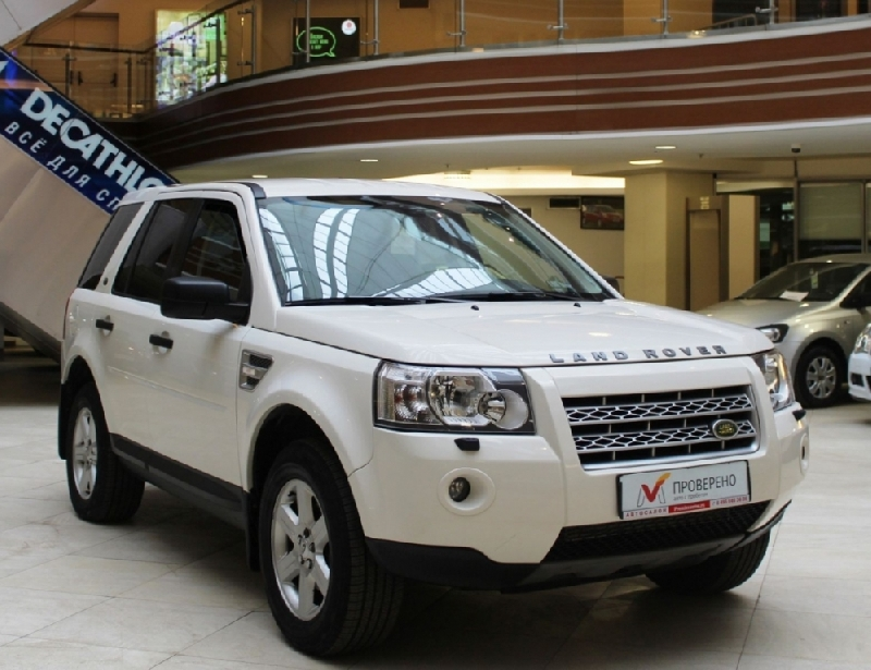 Land Rover Freelander <br />2.2d AT (160 л.с.) 4WD