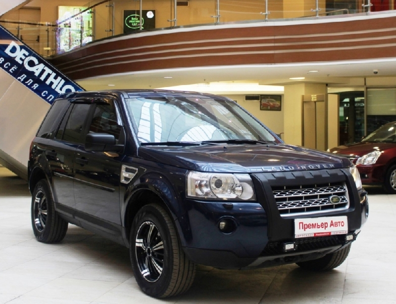 Land Rover Freelander <br />3.2 AT (233 л.с.) 4WD