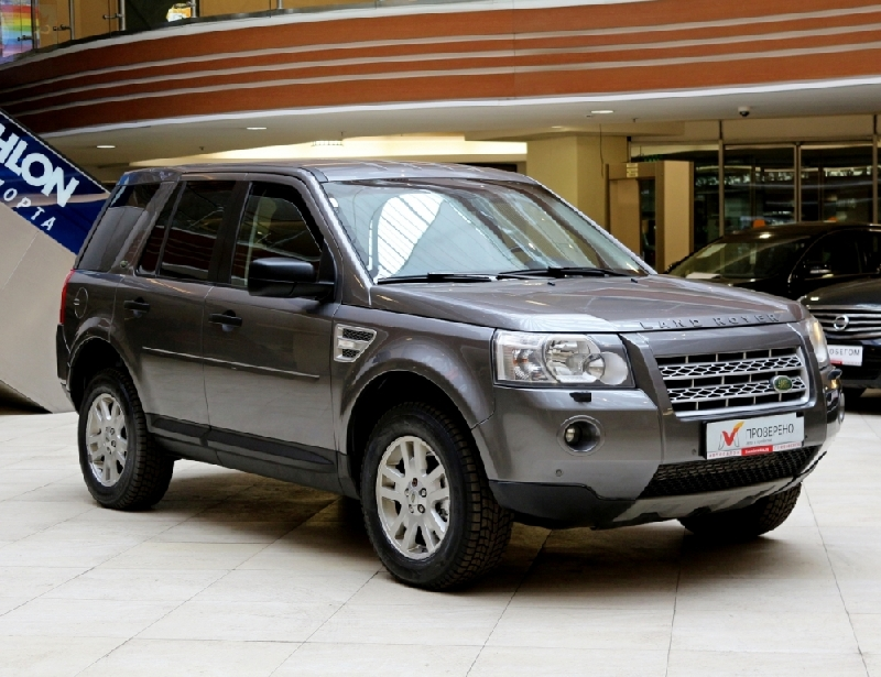 Land Rover Freelander <br />2.2d MT (160 л.с.) 4WD