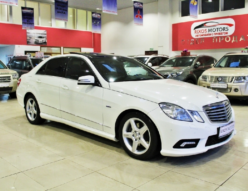 Mercedes-Benz E-klasse <br />1.8 AT (184 л.с.)
