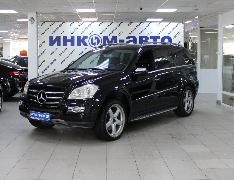 Mercedes-Benz GL-klasse <br />5.5 AT (382 л.с.) 4WD
