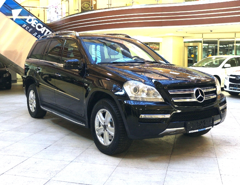 Mercedes-Benz GL-klasse <br />3.0d AT (224 л.с.) 4WD