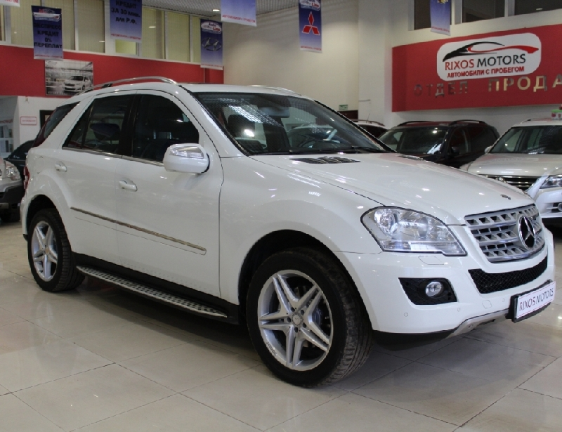 Mercedes-Benz M-klasse <br />3.5 AT (272 л.с.) 4WD