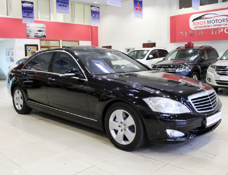 Mercedes-Benz S-klasse <br />4.7 AT (340 л.с.) 4WD
