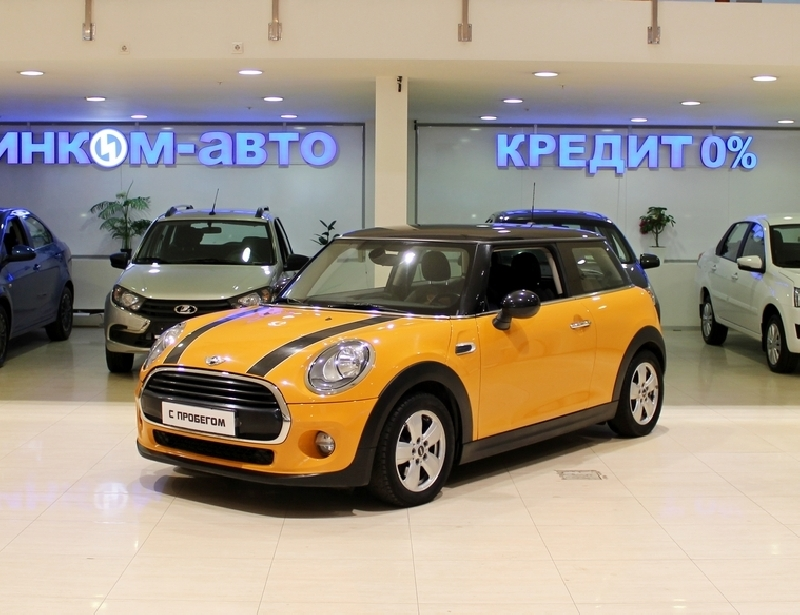 MINI Hatch <br />1.5 AT (136 л.с.)