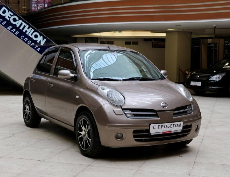 Nissan Micra <br />1.4 AT (88 л.с.)