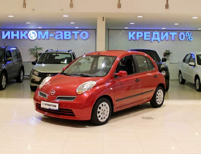 Nissan Micra <br />1.2 AT (80 л.с.)
