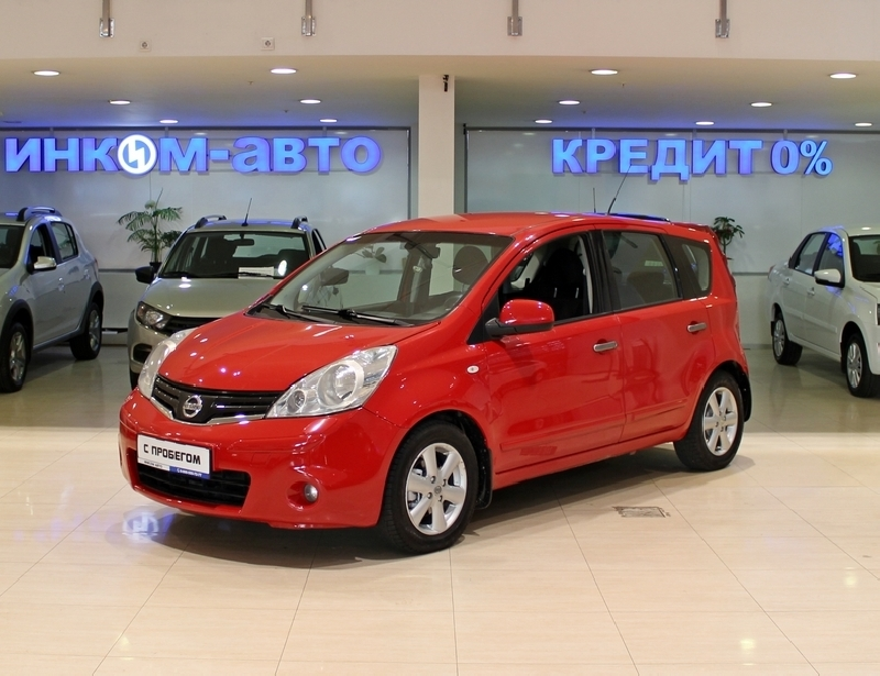 Nissan Note <br />1.4 MT (88 л.с.)