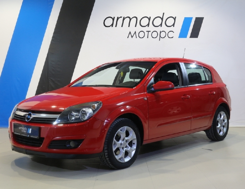 Opel Astra <br />1.8 AT (125 л.с.)