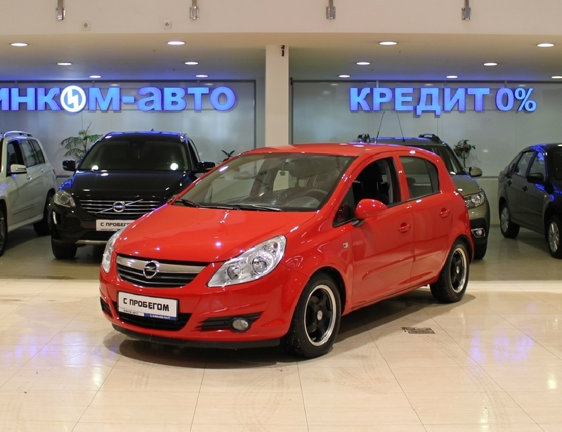 Opel Corsa <br />1.2 AT (80 л.с.)