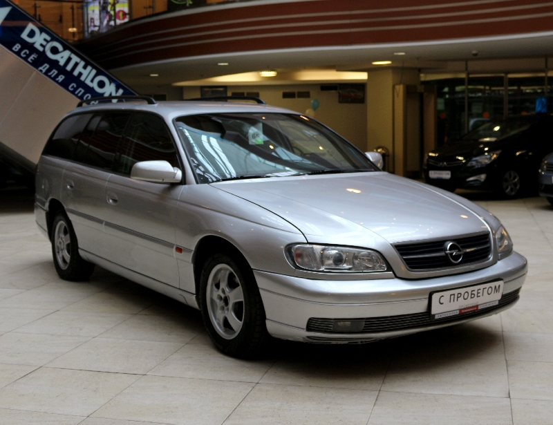 Opel Omega <br />2.5 AT (170 л.с.)