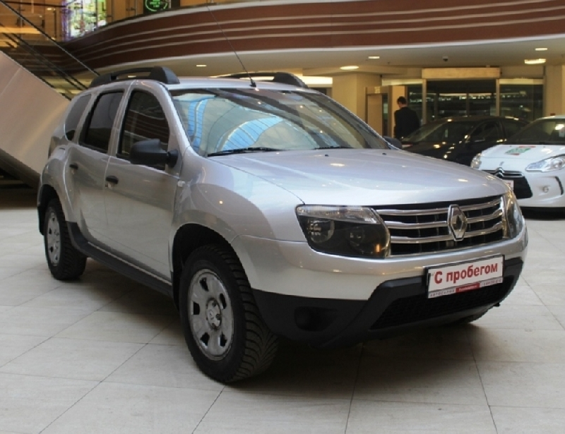 Renault Duster <br />2.0 AT (135 л.с.)