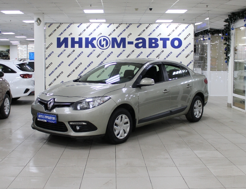 Renault Fluence <br />1.6 MT (106 л.с.)